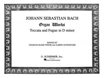Toccata and Fugue In D Minor: Organ