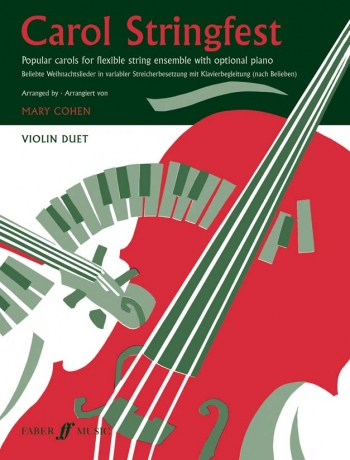 Carol Stringfest: Violin Duet: Part (cohen)