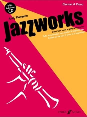 Jazzworks: Clarinet: Book & CD