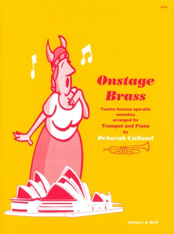 Onstage Brass: Trumpet & Piano (calland)