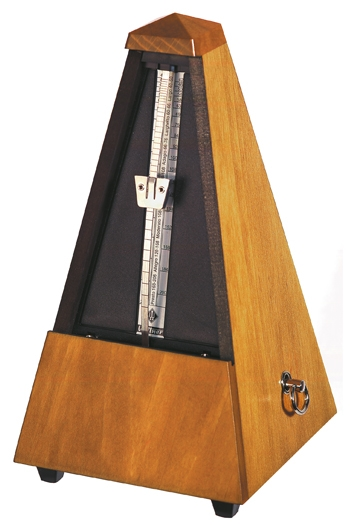Wittner 803M Walnut Coloured Matt Maelzel Metronome