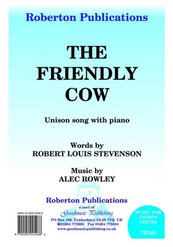 Friendly Cow: Vocal: Unison
