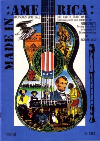Made In America: Vocal and Guitar