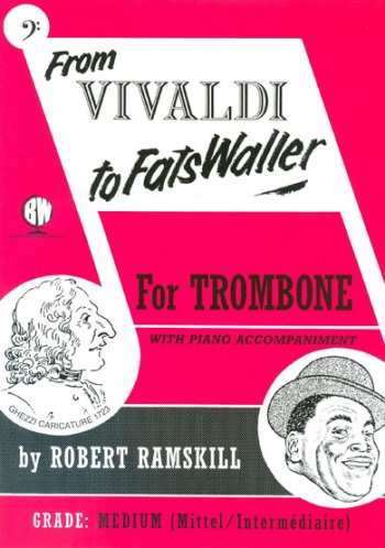 From Vivaldi To Fats Waller: Trombone Bass Clef