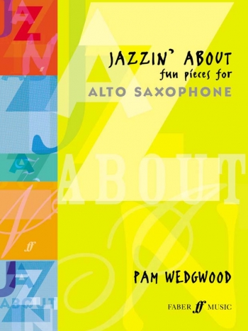 Jazzin About: Alto Saxophone