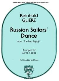 Russian Sailors Dance Red Poppy: Double Bass