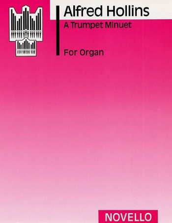 Trumpet Minuet: Organ