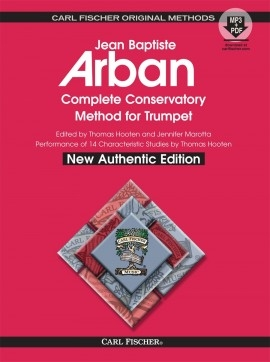 Arban Complete Conservatory Trumpet