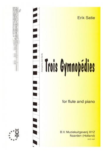 3 Gymnopedies: Flute & Piano (XYZ)