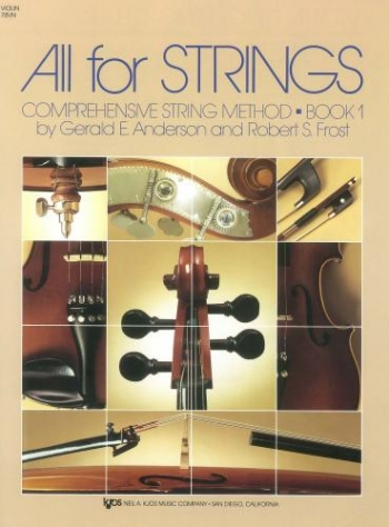 All For Strings: 1: Violin: Method