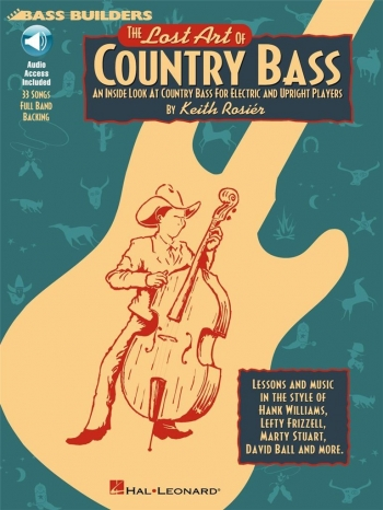 Lost Art Of Country Bass: Book & CD