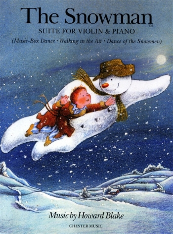 Snowman Suite: Violin and Piano
