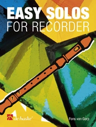 Easy Solos: Recorder: Book & CD