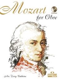 Mozart For Oboe Book & CD (Fentone)