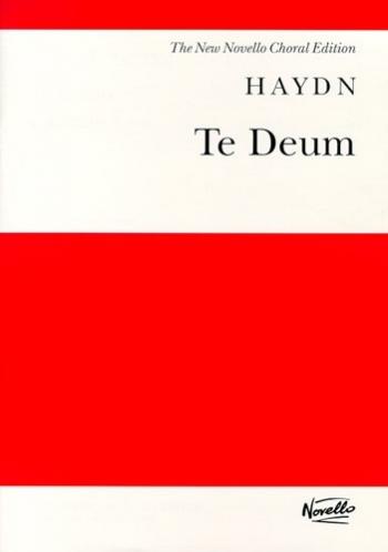Te Deum Laudamus: Vocal Score (Pilkington) (Nov)