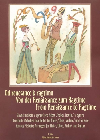 From Renaissance To Ragtime: Flute & Guitar