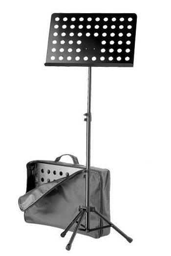 Konig And Meyer Ruka Orchestra Music Stand With Carry Case