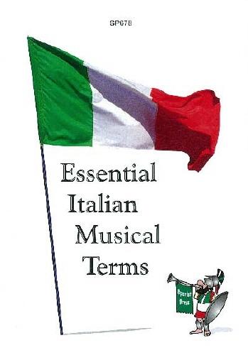 Essential Italian Musical Terms