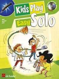 Kids Play Easy Solo: Oboe Book & CD