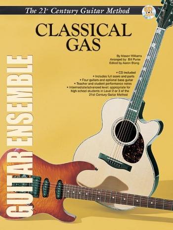 Classical Gas: Guitar Ensemble