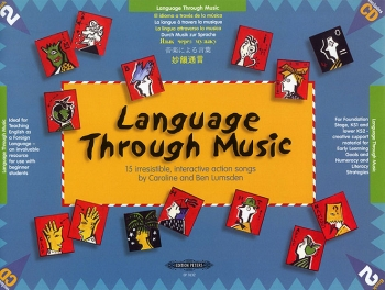 Language Through Music: 2: Songbook (Lumsden)