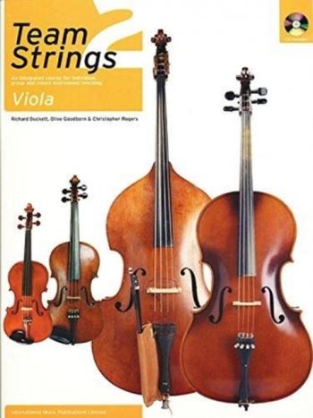 Team Strings: Book 2: Viola