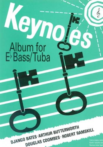 Keynotes Album: Eb Bass Tuba Treble Clef