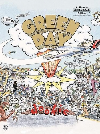 Green Day: Dookie: Guitar Tab