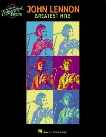 John Lennon: Greatest Hits: Transcribed Score: Guitar