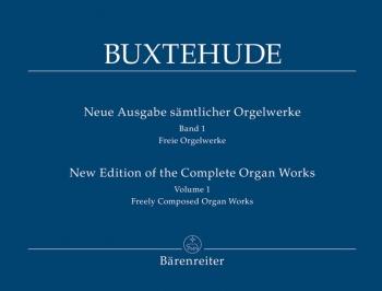 Complete Free Organ Works: Vol.1  (Barenreiter)