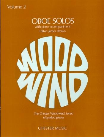 Oboe Solos Vol.2: Oboe & Piano (Chester)