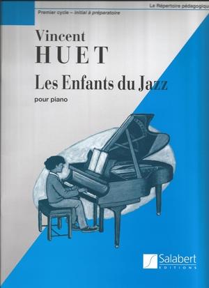 Les Enfants Du Jazz: Piano (Salabert)