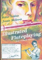 Illustrated Flute Playing: Flute (soldan)