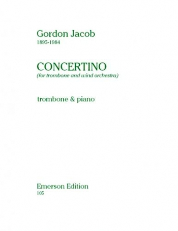 Concertino: Trombone
