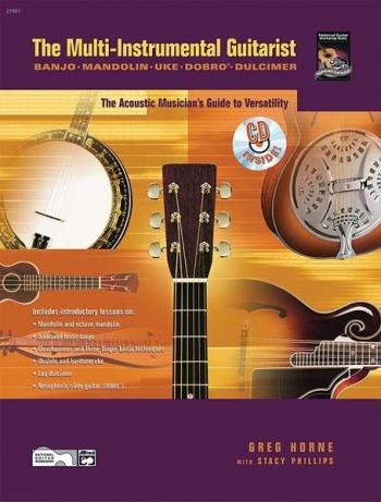 Multi Instrumental Guitarist: Book & CD