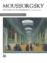 Pictures At An Exhibition (Bricard) (Alfred)