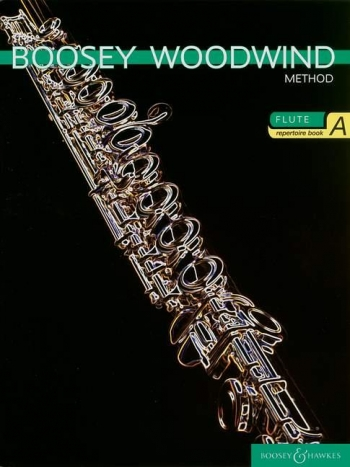 Boosey Woodwind Method: Flute Repertoire: Book A