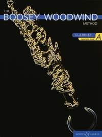 Boosey Woodwind Method: Clarinet Reperotire: Book A