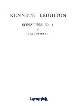 Sonatina: No.1: Piano  (Lengnick Ed)