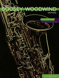 Boosey Woodwind Method: Book 1& 2: Alto Saxophone  Piano Accomp Only