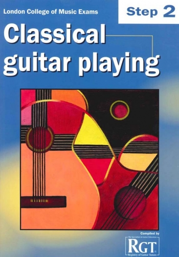 Registry Of Guitar Tutors: Classical Guitar Playing: Step 2: 2013