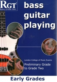 Registry Of Bass Guitar Playing: Early Grades Prelim: Grade 2: Handbook