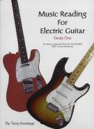 Music Reading For Electric Guitar: 1