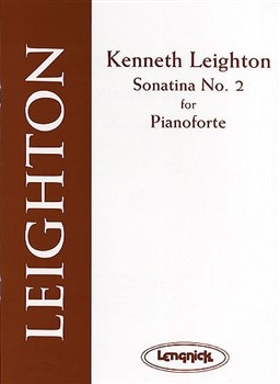 Sonatina: No.2: Piano  (Lengnick Ed)