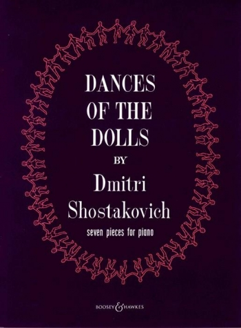 Dances Of The Dolls: Piano (Boosey & Hawkes)
