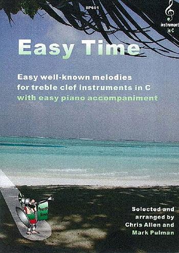 Easy Time: C Instruments: Treble Clef