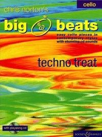Big Beats: Techno Treat: Cello: Book & cd (norton) (Boosey & Hawkes)