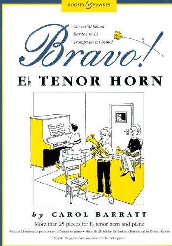 Bravo Horn: Tenor Horn and Piano