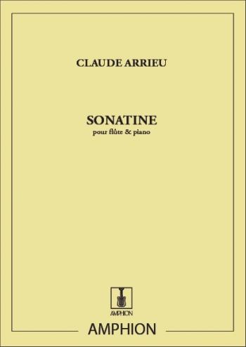 Sonatine: Flute & Piano (Amphion)