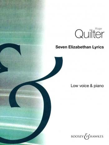 7 Elizabethan Lyrics: Op12: Low Voice